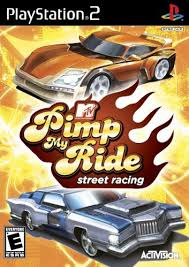 pimp my ride street racing ps2