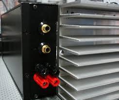 amplifier heat sink
