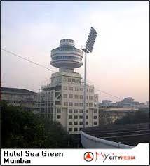 green sea hotel