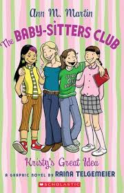baby sitters club graphic novel