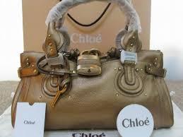 new chloe handbag