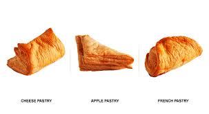 frozen pastry
