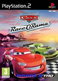 cars ps2 game