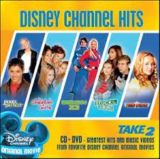 disney channel soundtrack