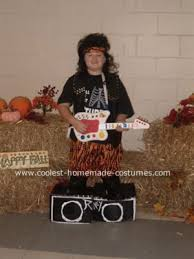 costumes rock star