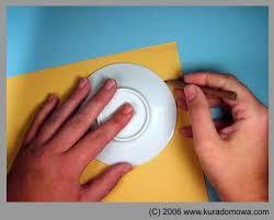 ozdoby choinkowe z papieru