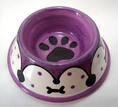 hand painted dish