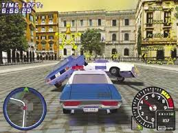 muscle cars games