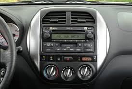 rav 4 radio