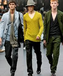 2009 mens fashion