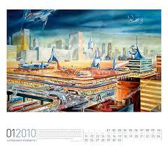 architecture calendar