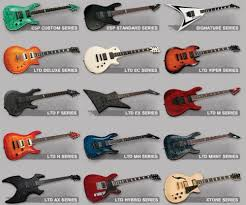 guitars esp