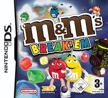 m and ms break em