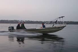 flounder boat