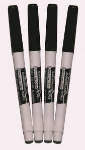 black dry erase marker