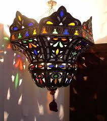 indian chandelier