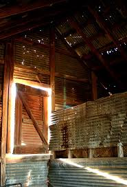 barn door lights