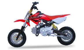 mini moto crosser