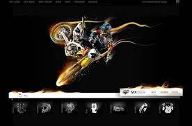 fox motocross 2009