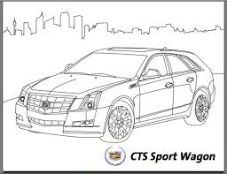 coloring book of cars