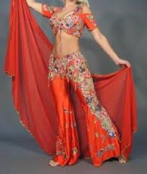 egyptian belly dancing costume