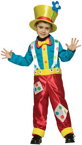 cute clown costumes
