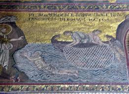 byzantine art mosaics