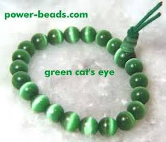 green cats eye