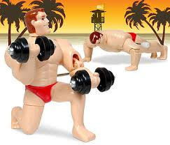 muscle beach boys