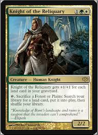 knight of reliquary