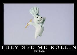 the pillsbury dough boy