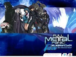 full metal panic second raid