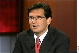Eric Cantor vs.