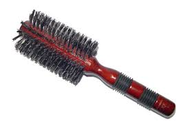 natural boar hair brush