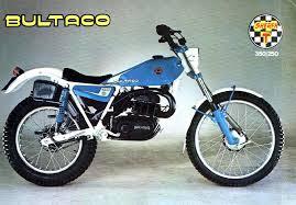bultaco trials bikes