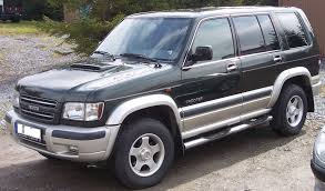 98 isuzu trooper
