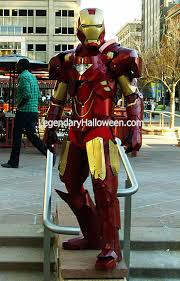 homemade ironman costume