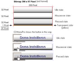 button bitmap