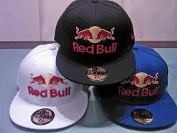 new era red bull caps