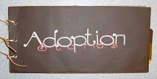 animal adoption papers