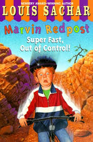 marvin redpost super fast out of control