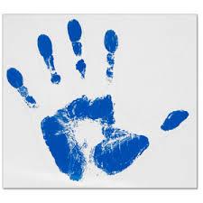 hand sticker