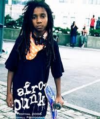 afro kids