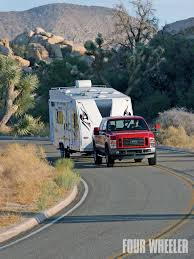 f350 towing
