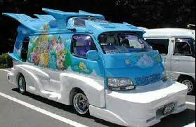 care bears car