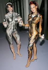 body paint picture