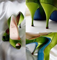 christian louboutin blue sole
