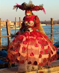carnival costumes venice