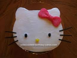 hello kitty cake pans
