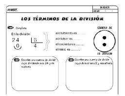 matematicas divisiones